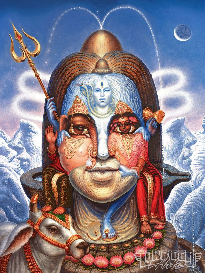 woman-and-mountains-shiva
